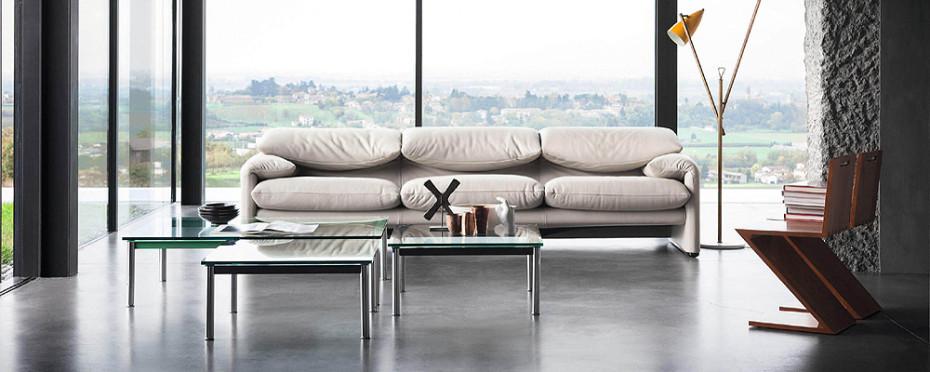 divano cassina maralunga