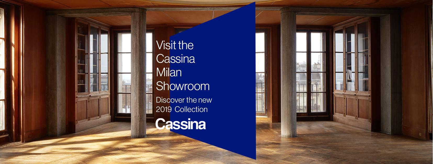 Cassina  @ Milano Design Week 2019