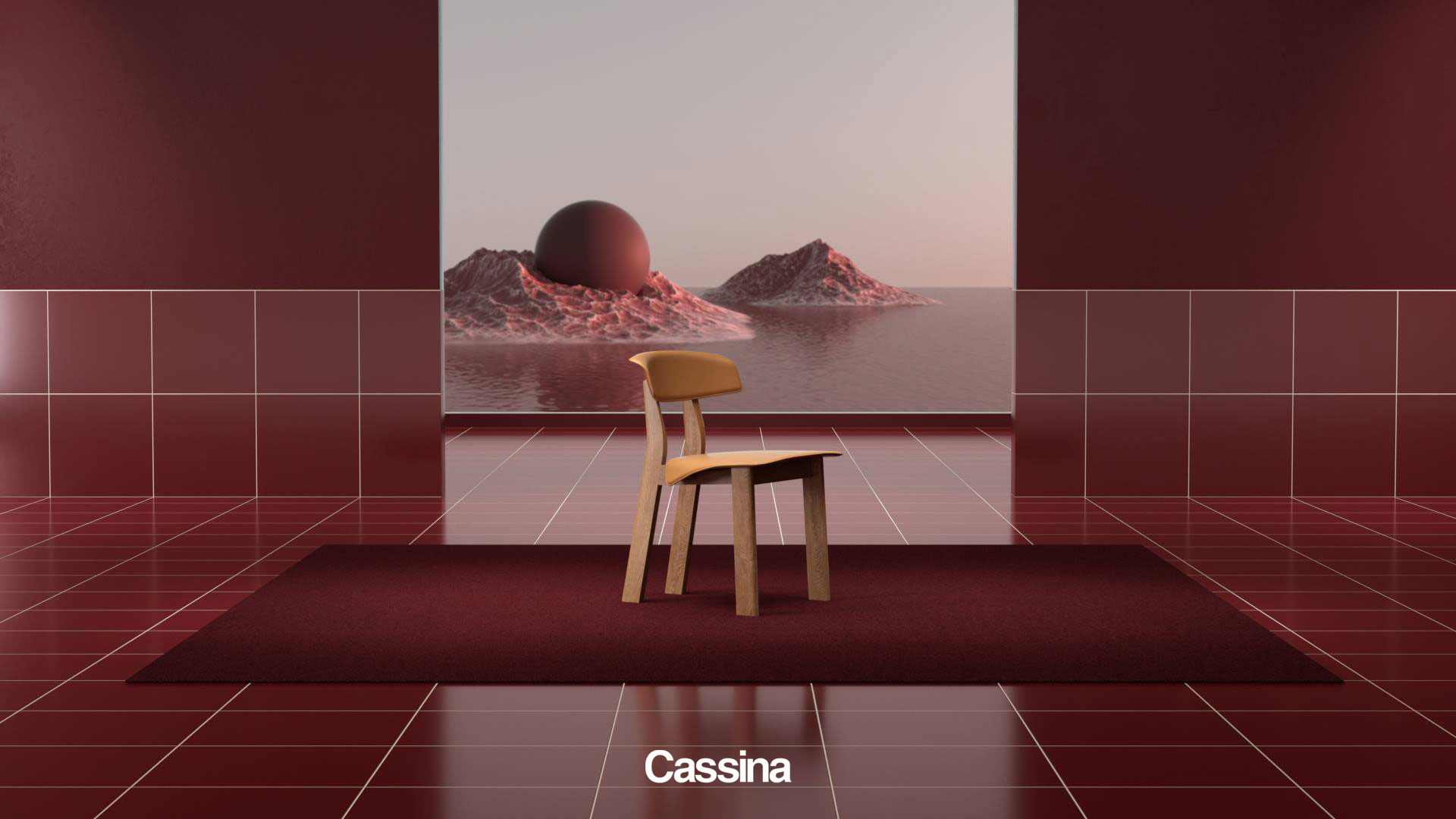 Cassina  @ Milano Design Week 2019