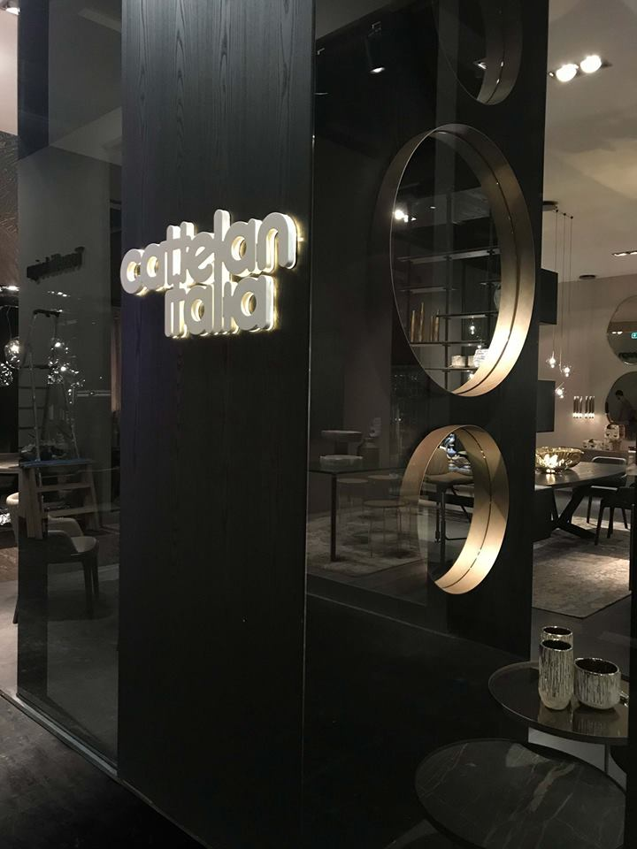 Cattelan Italia @ Milano Design Week 2019