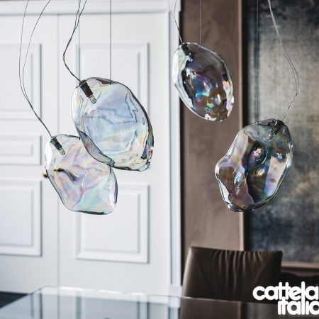 cloud-lampada-a-sospensione-cattelan-italia-ceiling-lamp-suspension-lampadario-sfere-cristallo-glass-offerta -sale-iride-fume (6)