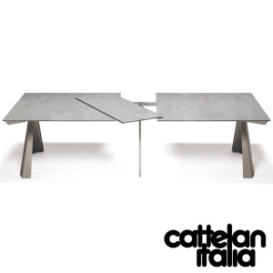 consolle-allungabile-Convivium-extendable-cattelan-italia-noce-walnut-bianco-white-fenix-ossido-grigio-graphite-sale-outlet-offer-promo (5)