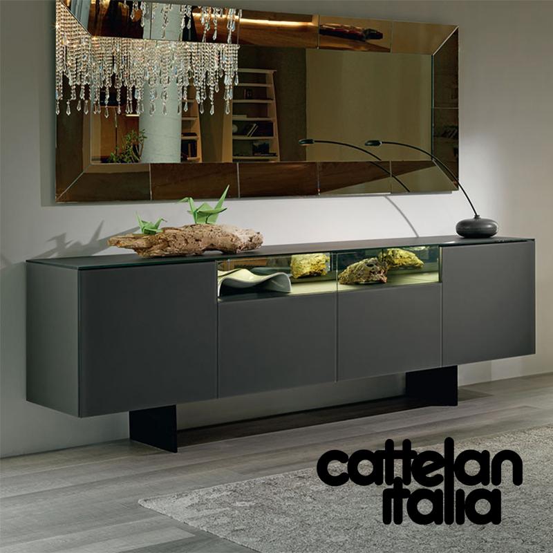 Madia continental di cattelan italia cattelan arredamenti for Cattelan arredamenti