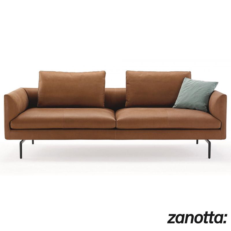 Poltrona e divano 1333 Flamingo di Zanotta | Cattelan Arredamenti