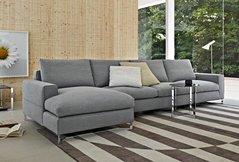 Molteni sofa large - Divano molteni paul ...