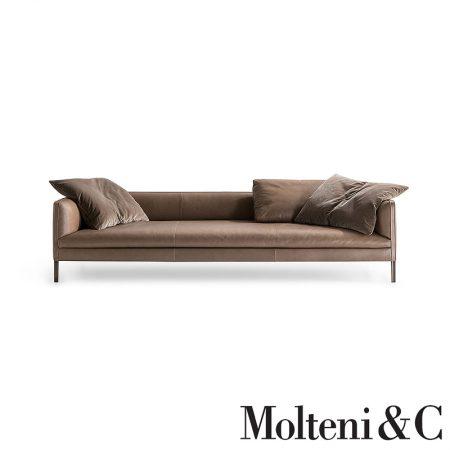 divano sofa paul molteni
