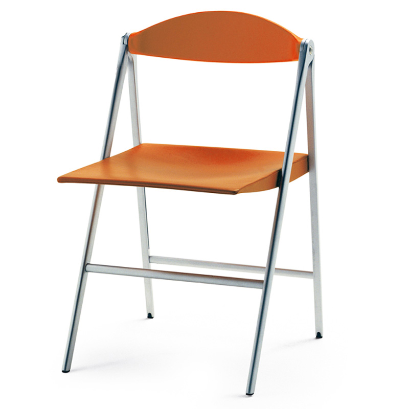 Donald Poltrona Frau.Folding Chair Donald By Poltrona Frau Cattelan Arredamenti