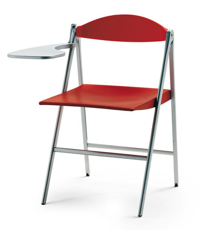 sedia pieghevole Donald di Poltrona Frau | Cattelan Arredamenti