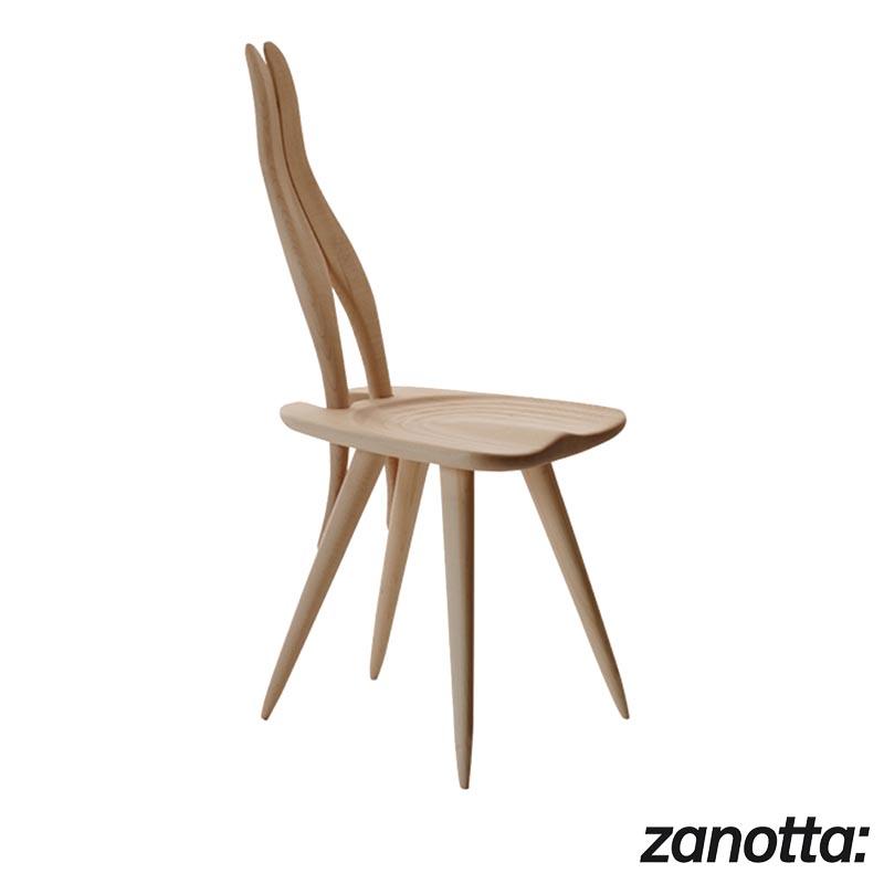 le Poltrone, i Divani, i Letti, le Sedie e i Tavolini di Zanotta