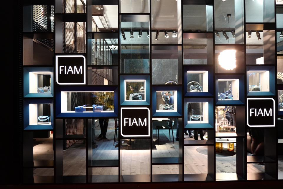 Fiam Italia @ Milano Design Week 2017