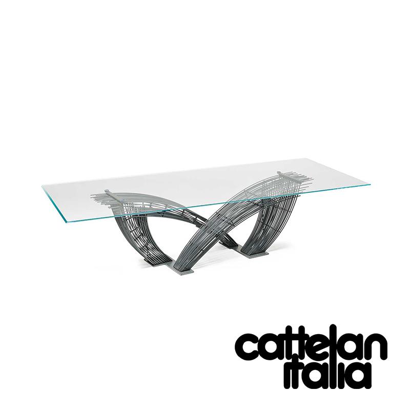 Tavolo hystrix di cattelan italia cattelan arredamenti for Cattelan arredamenti