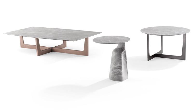 coffee table Ilary by Poltrona Frau | Cattelan Arredamenti