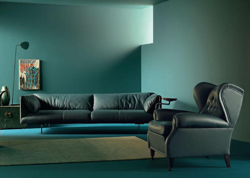 Sofa John John By Poltrona Frau Cattelan Arredamenti