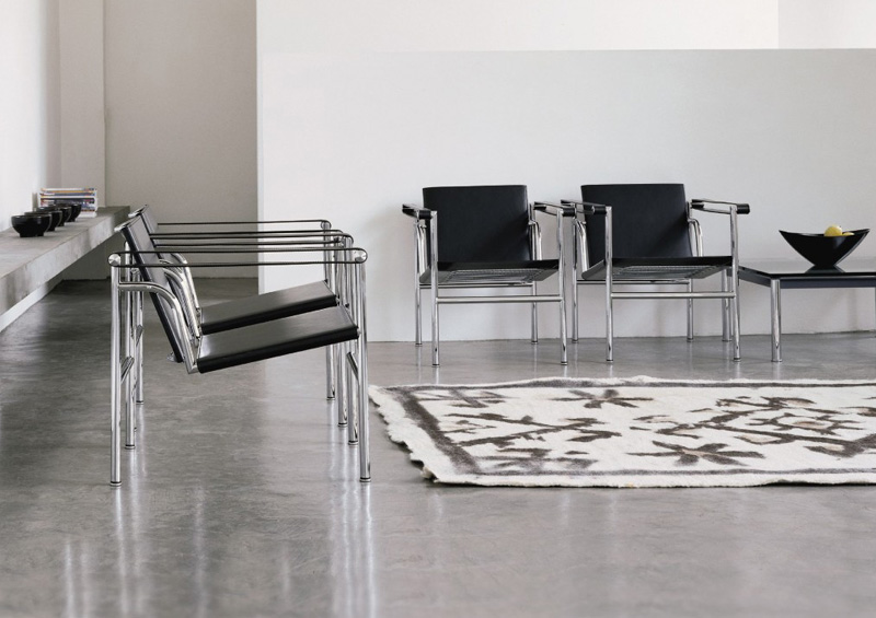 armchair Le Corbusier LC1 by Cassina | Cattelan Arredamenti