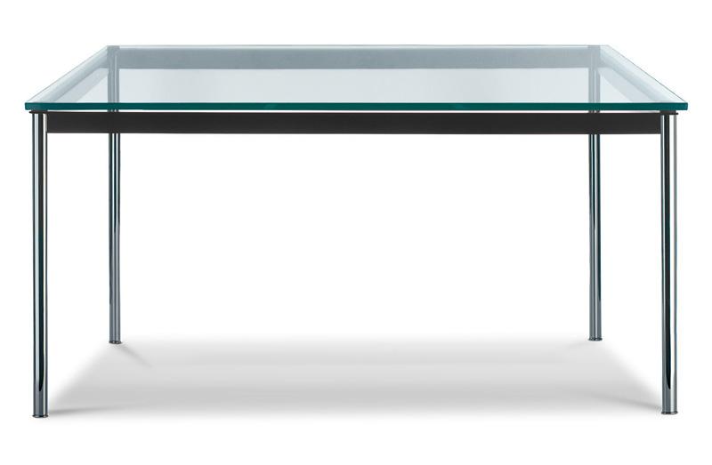 Tavolo Le Corbusier.Tavolo Le Corbusier Lc10 P Di Cassina Cattelan Arredamenti