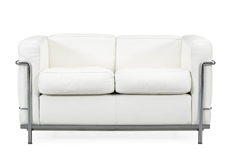 Poltrone e divano le corbusier lc2 di cassina cattelan for Mobili cassina outlet