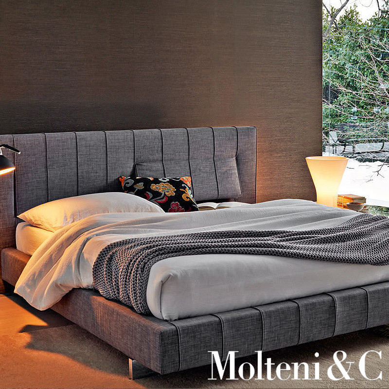 Twelve a m bed by molteni cattelan arredamenti for Cattelan arredamenti