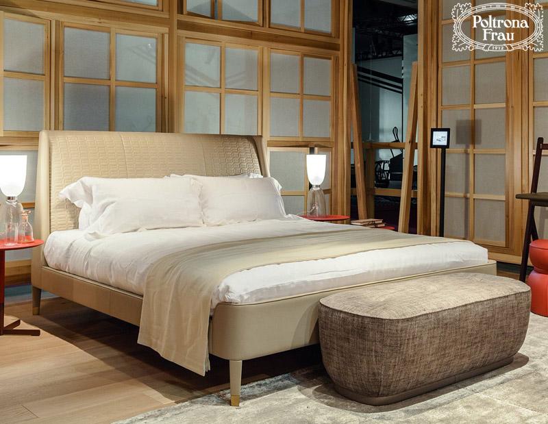 Suzie Wong Bed By Poltrona Frau Cattelan Arredamenti
