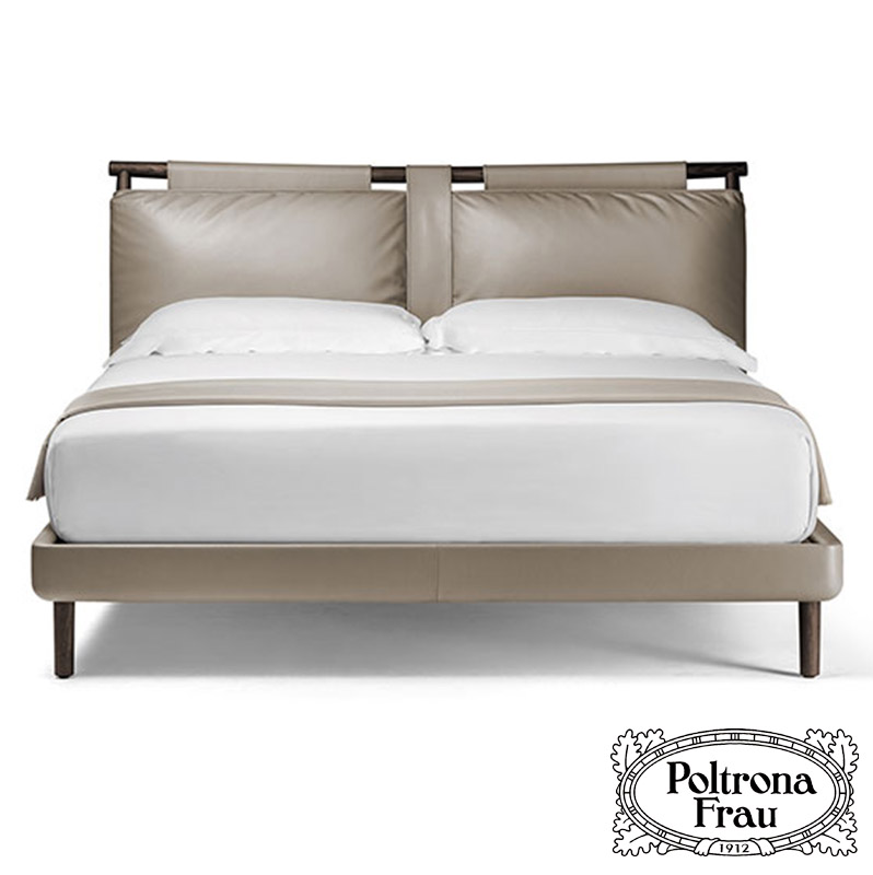 Times bed by Poltrona Frau   Cattelan Arredamenti