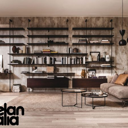 libreria-airport-cattelan-italia-montanti-bookcase-noce-canaletto-walnut-rovere-bruciato-burned-oak-original-moderno-offerta-sale-outlet (3)