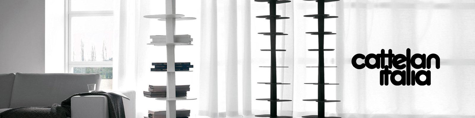 Libreria dna di cattelan italia cattelan arredamenti for Cattelan arredamenti