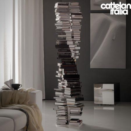libreria-dna-cattelan-italia-arredamenti-bookcase-bianco-nero-white-black- original- moderno-offerta-sale-outlet (3)