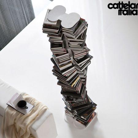 libreria-dna-cattelan-italia-arredamenti-bookcase-bianco-nero-white-black- original- moderno-offerta-sale-outlet (4)