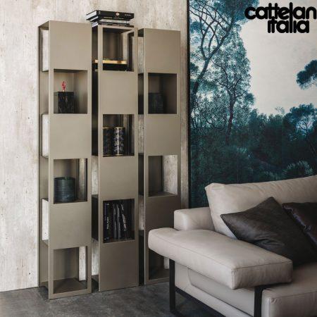 libreria-joker-cattelan-italia-arredamenti-bookcase-bianco-nero-white-black- original- moderno-offerta-sale-outlet (3)