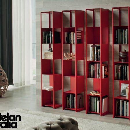 libreria-joker-cattelan-italia-arredamenti-bookcase-bianco-nero-white-black- original- moderno-offerta-sale-outlet (6)