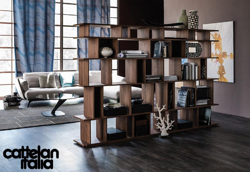 libreria loft di cattelan italia cattelan arredamenti