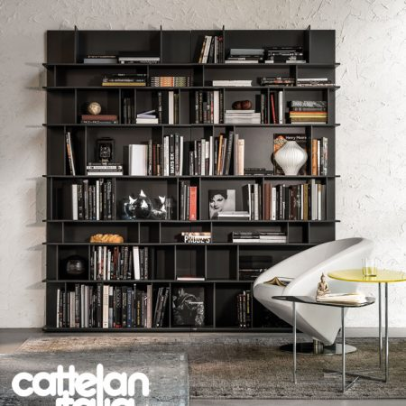 libreria-wally-105-65-cattelan-italia-bookcase-bianco-nero-white-black- original- moderno-offerta-sale-outlet (3)