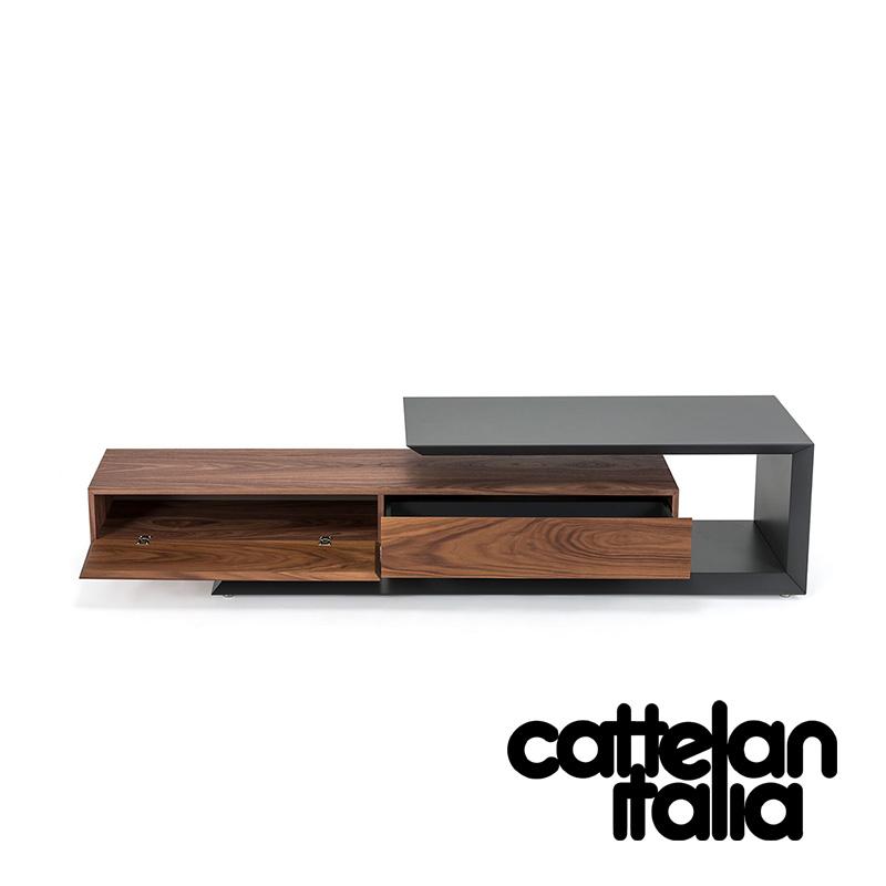 Cattelan Italia Porta Tv.Porta Tv Link Di Cattelan Italia Cattelan Arredamenti