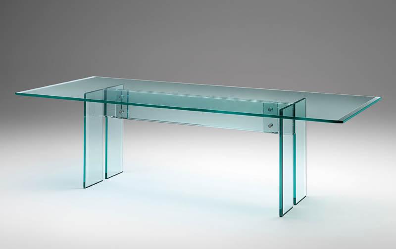 Fiam Tavoli In Cristallo.Table Llt By Fiam Italia Cattelan Arredamenti