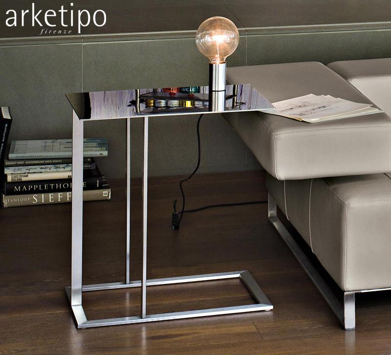 Loft coffee table by arketipo cattelan arredamenti for Arredamenti loft