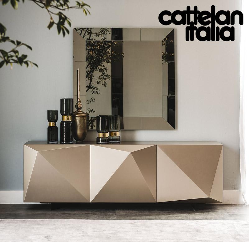 Madia kayak di cattelan italia cattelan arredamenti for Cattelan arredamenti