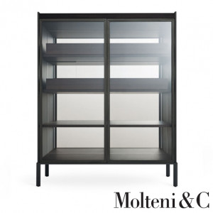 madia quinten molteni design Vincent Van Duysen molteni&c contenitore sideboard container moderno (2)