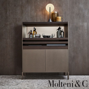madia quinten molteni design Vincent Van Duysen molteni&c contenitore sideboard container moderno (3)