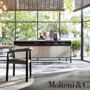 madia quinten molteni design Vincent Van Duysen molteni&c contenitore sideboard container moderno (6)