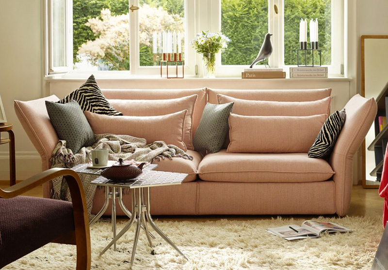Divano mariposa sofa di vitra cattelan arredamenti for Divano in spagnolo