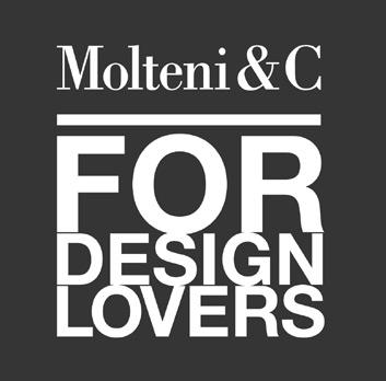 Molteni For Design Lovers