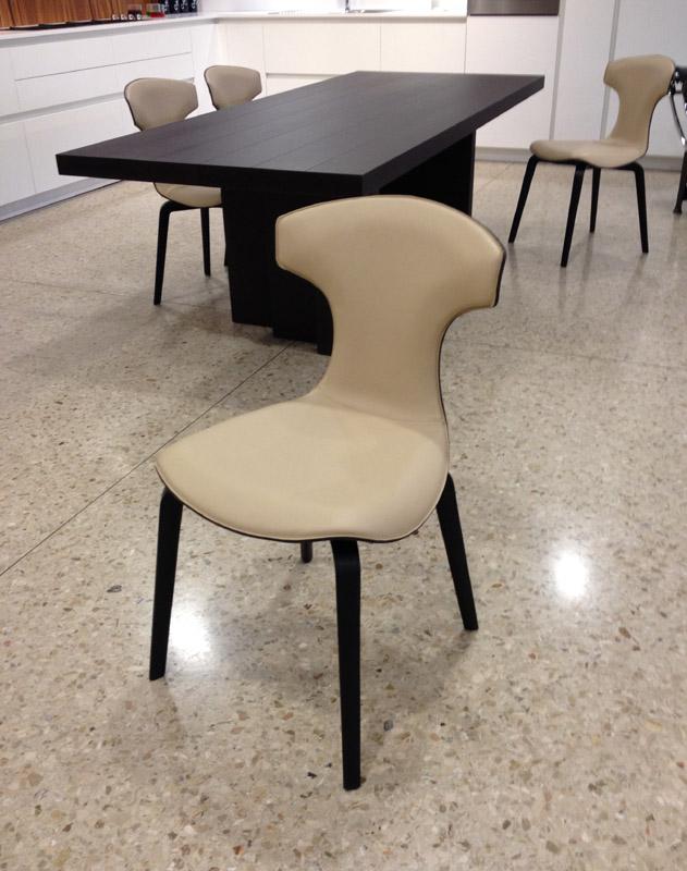 Offerta 4 sedie montera di poltrona frau cattelan for Cattelan arredamenti vicenza