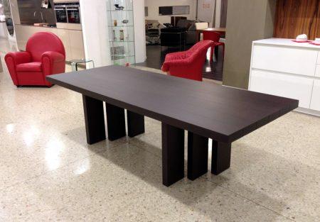 Offerta tavolo h t table di poltrona frau cattelan for Cattelan arredamenti vicenza