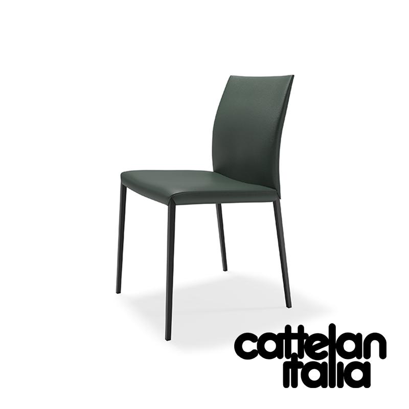Set 4 sedie Norma Couture Cattelan Italia al Miglior Prezzo