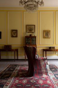 Please sit Fenton House Maisie Broadhead