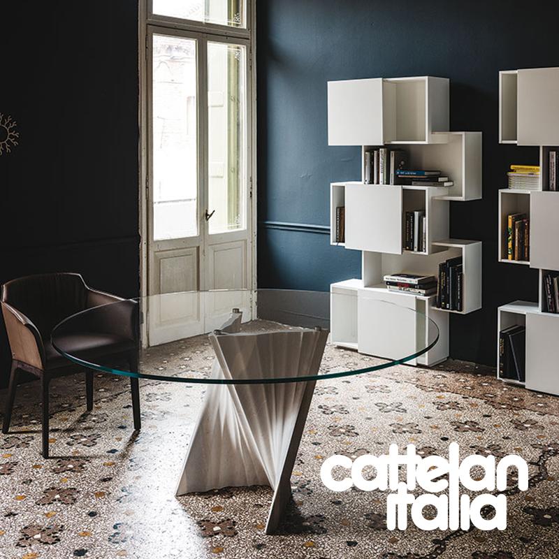 Tavolo plisset di cattelan italia cattelan arredamenti for Cattelan arredamenti