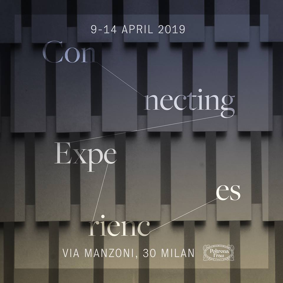 Poltrona Frau @ Milano Design Week 2019