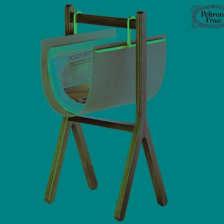 portariviste-Ren-magazine-rack-poltrona-frau-design-neri-&-hu-sale-offerta-cuoio-saddle-extra-leather-noce-canaletto-walnut