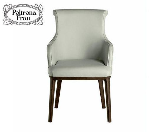 chair and armchair Diva by Poltrona Frau | Cattelan Arredamenti
