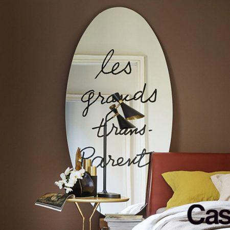 specchio serigrafato w70 les grands trans-parents simon collezione cassina mirror design man ray original (2)