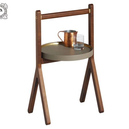 tavolino-Ren-side-table-poltrona-frau-design-neri-&-hu-sale-offerta-cuoio-saddle-extra-leather-noce-canaletto-walnut